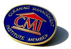 Member of Cleaning Management Institute