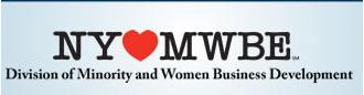 NY Division of Minority and Women Business Development