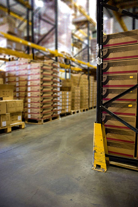 Warehouse Cleaning Services by Maintenance & Management Associates