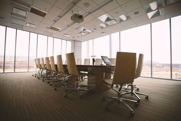 conference room and office cleaning services